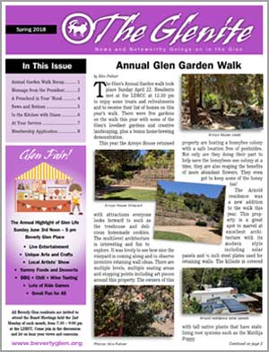 The Glenite - Spring 2018!